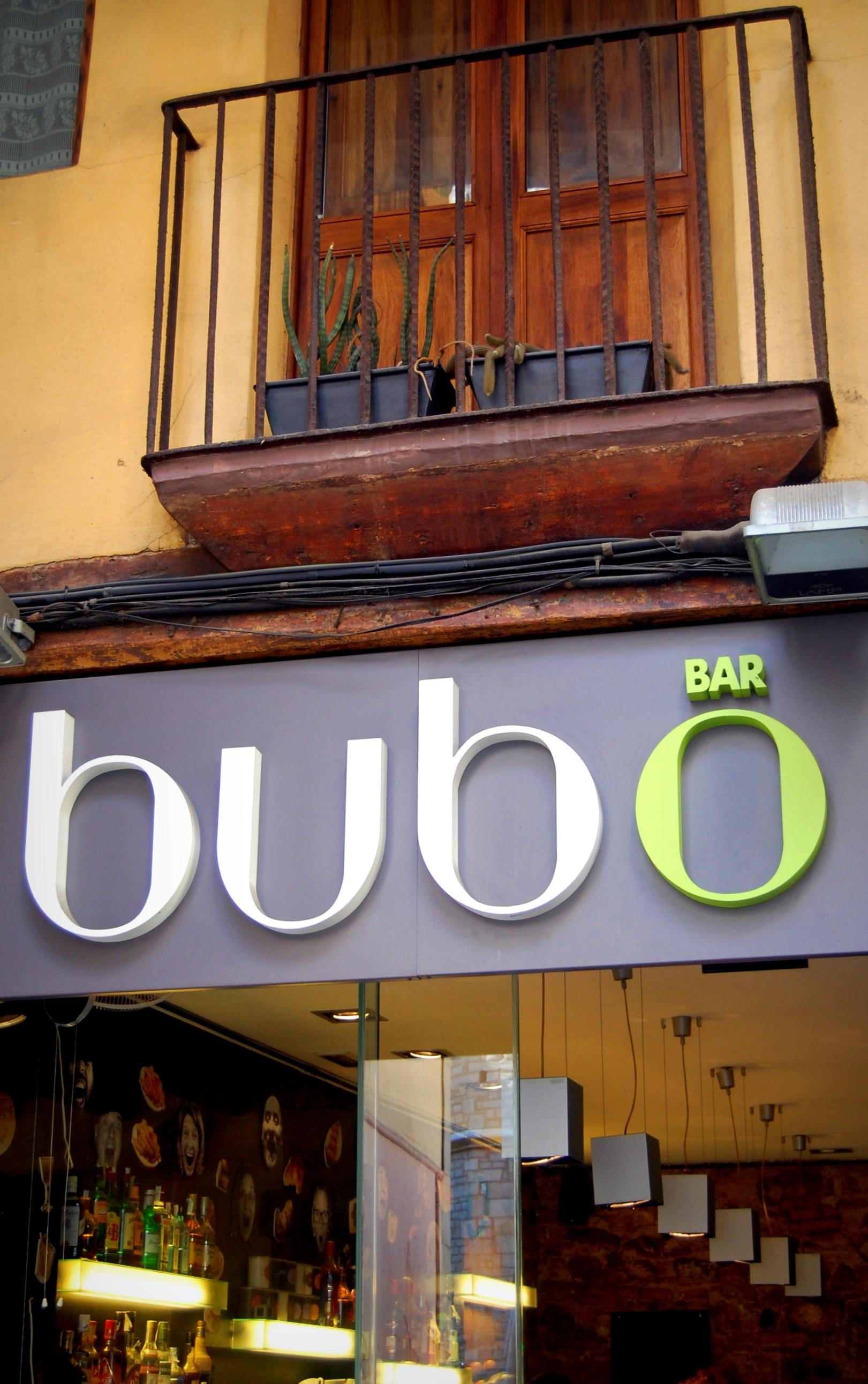 Bubo, Barcelona, Spain