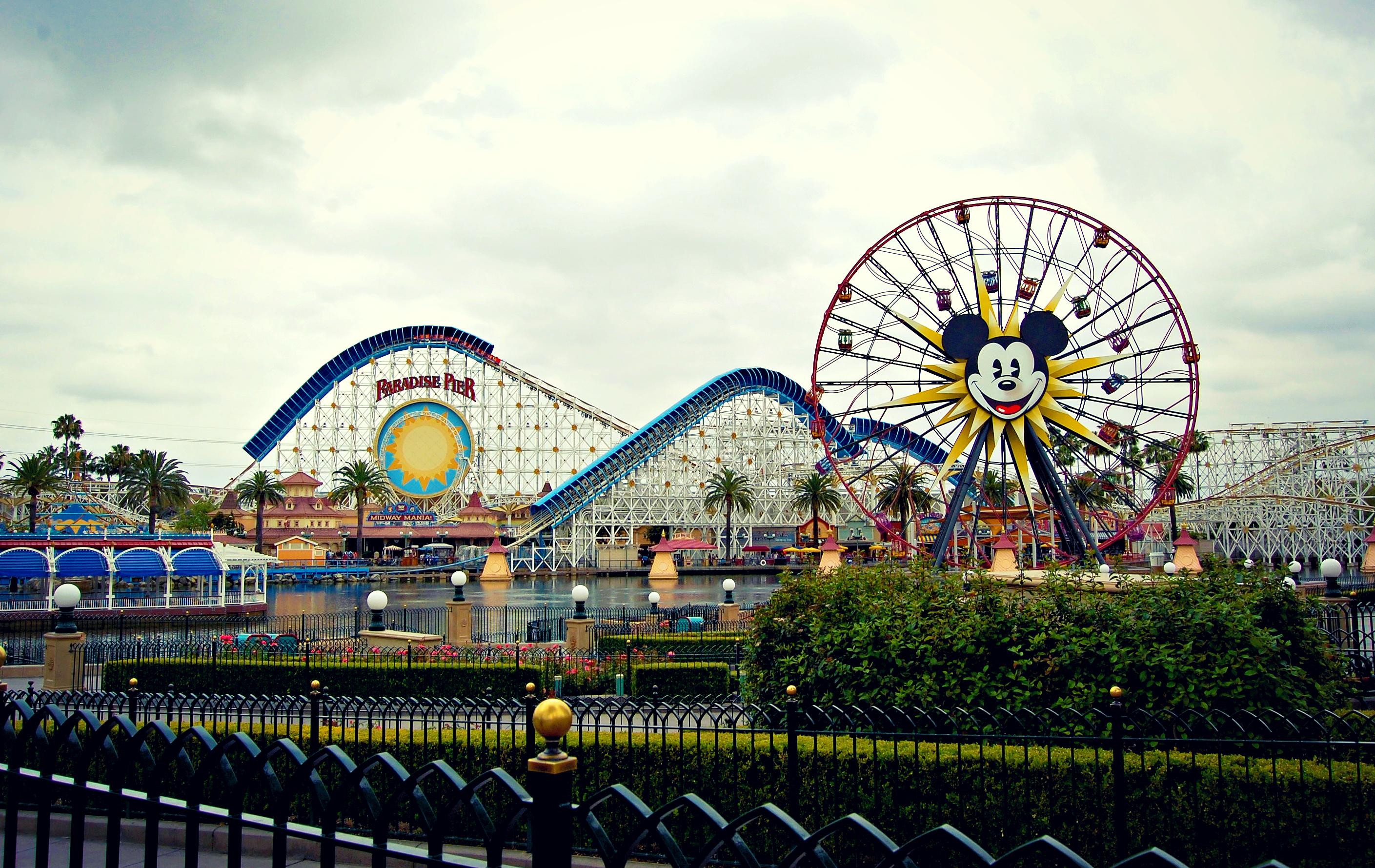 Disney California Adventure, Paradise Pier