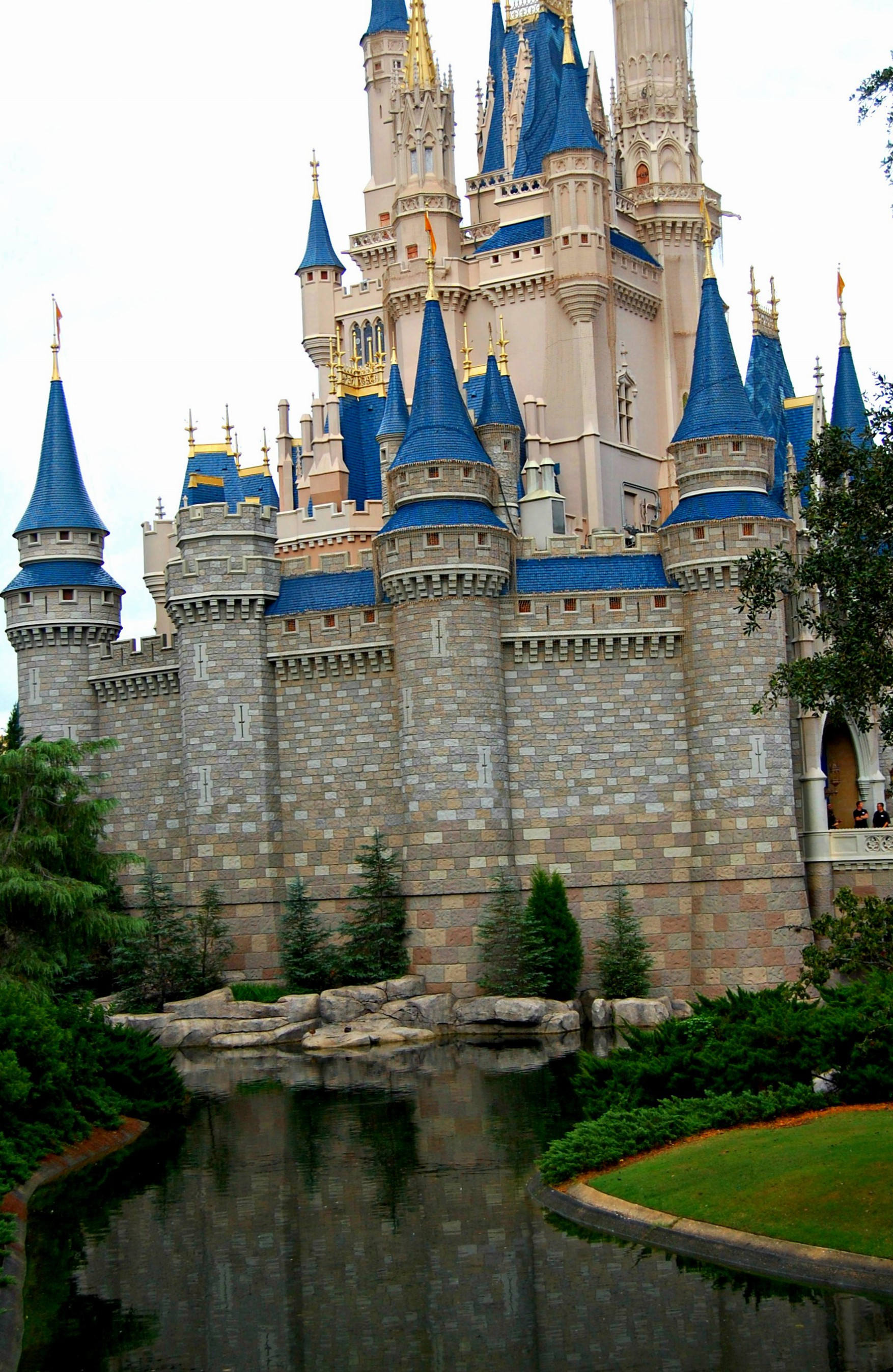 The Magic Kingdom's Cinderella Castle
