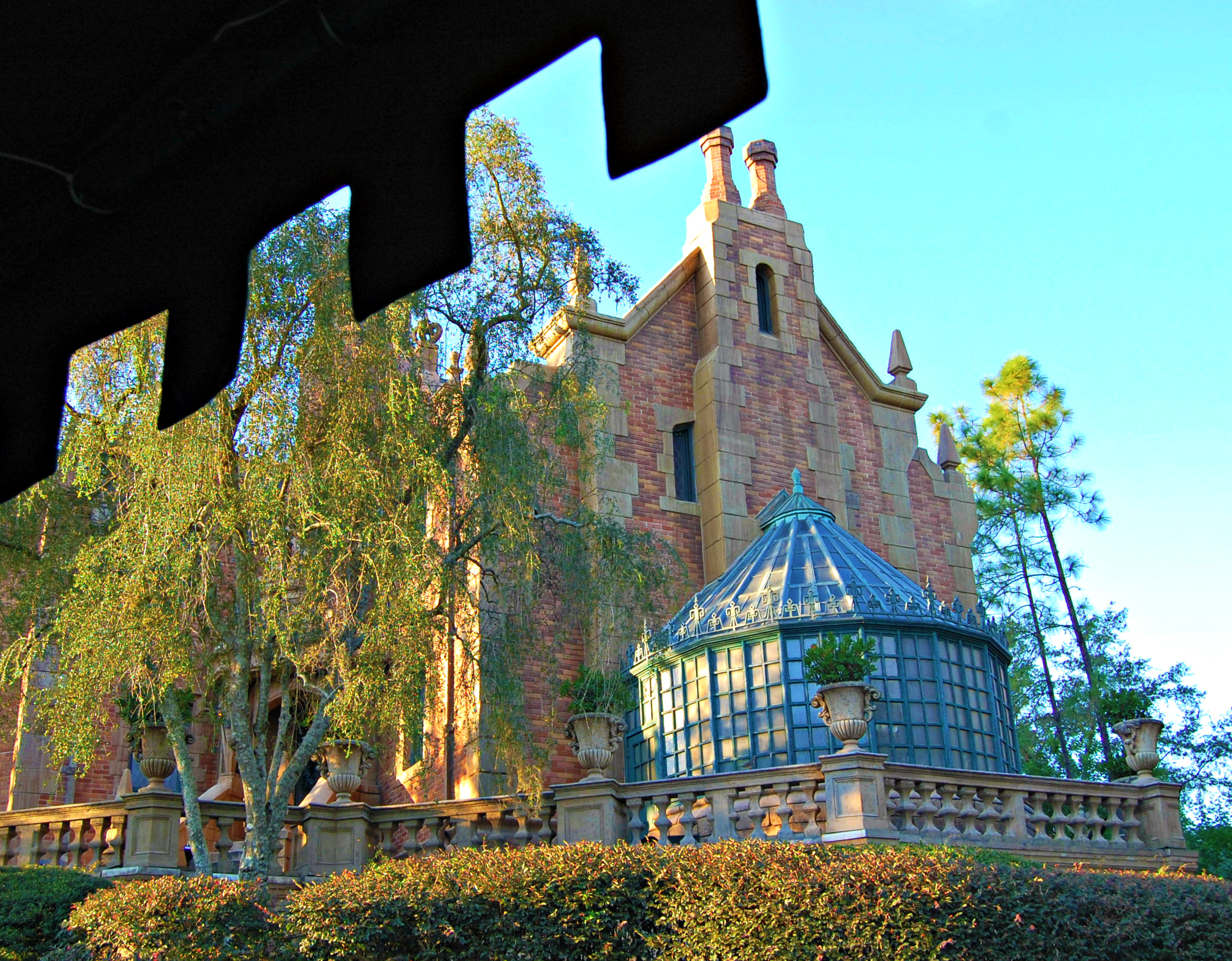 The Magic Kingdom's Haunted Mansion