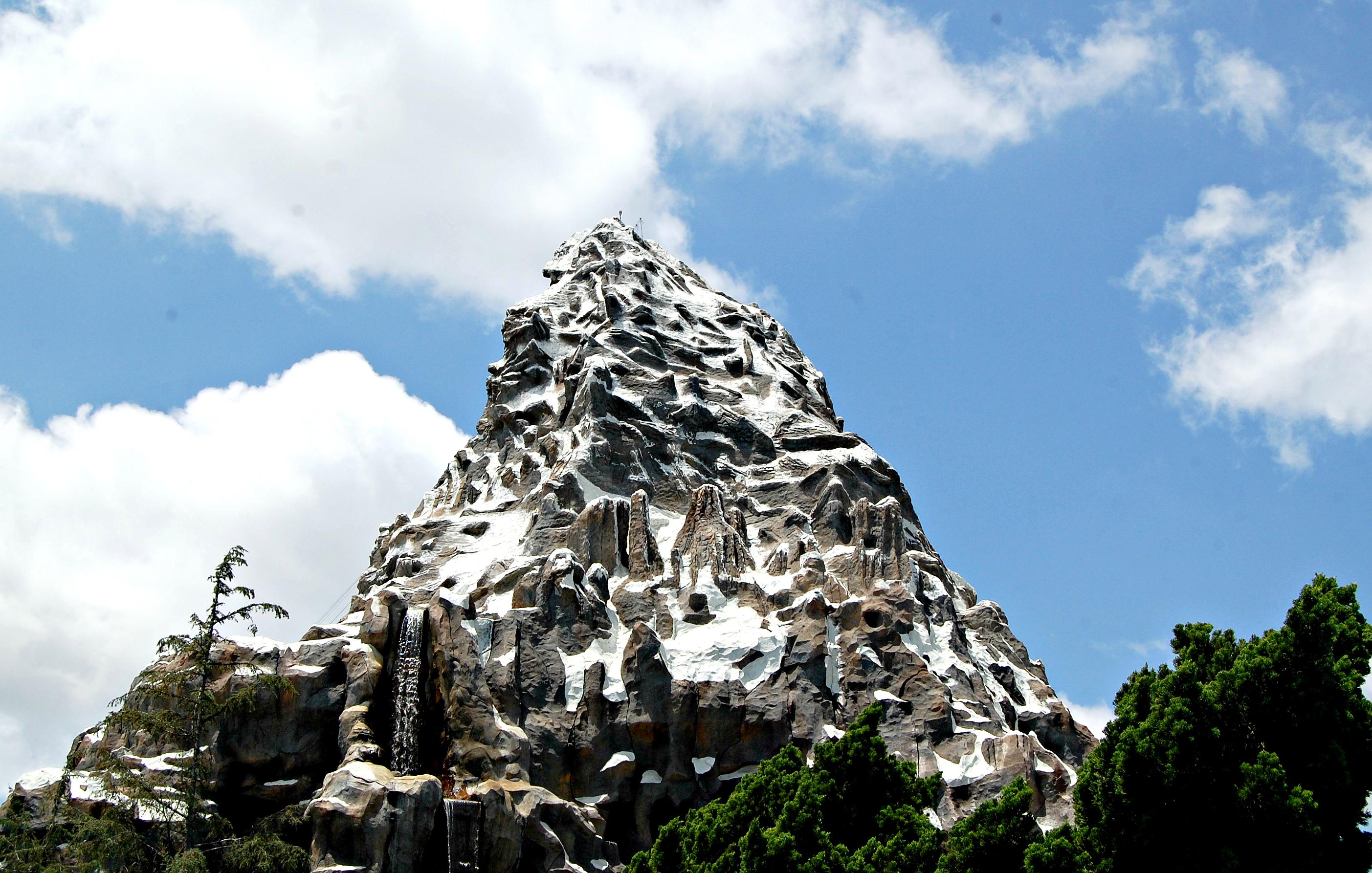 The Matterhorn, Disneyland, California