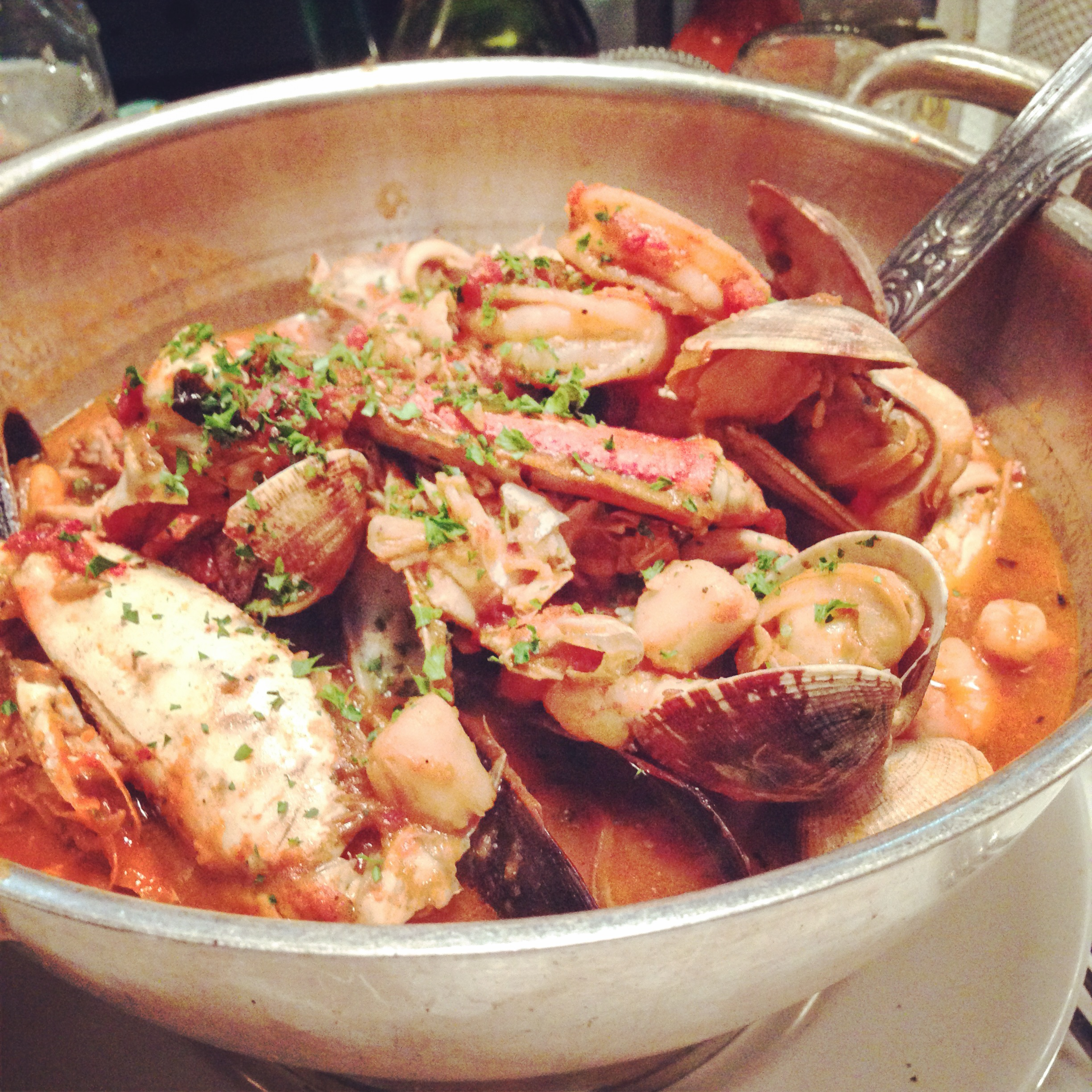 Sotto Marre cioppino