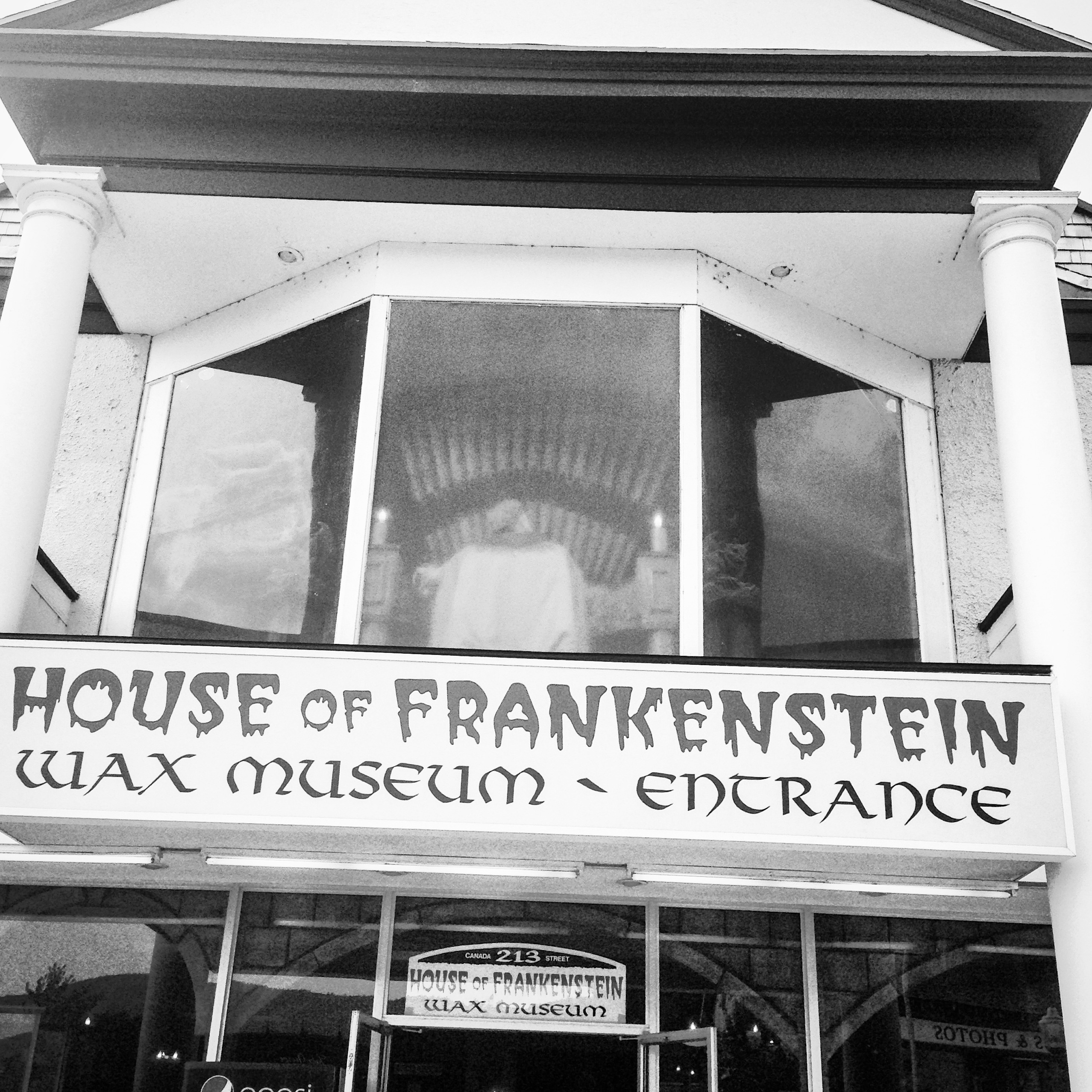 House of Frankenstein Wax Museum, Lake George, NY