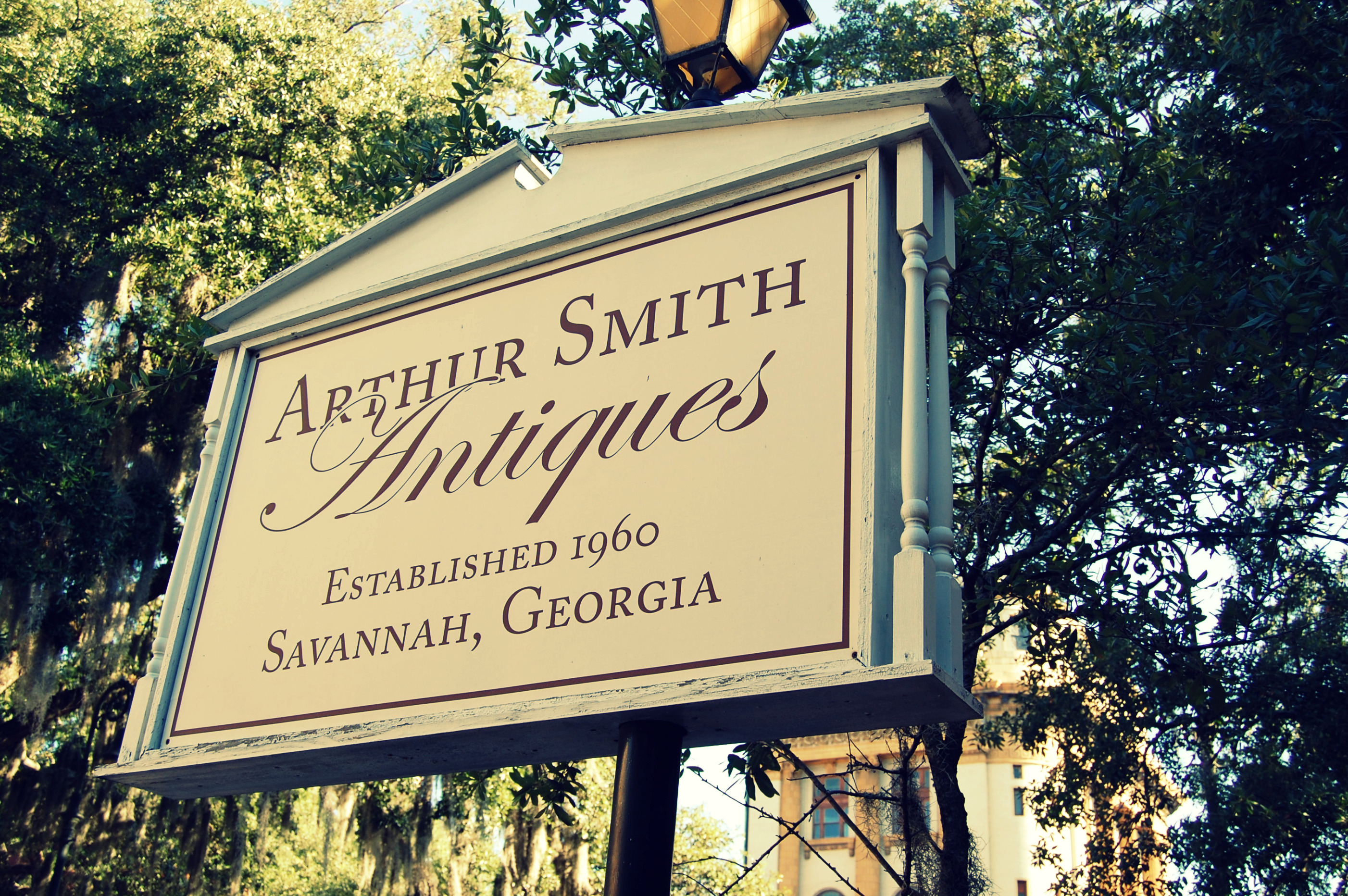 Arthur Smith Antiques, Savannah, GA