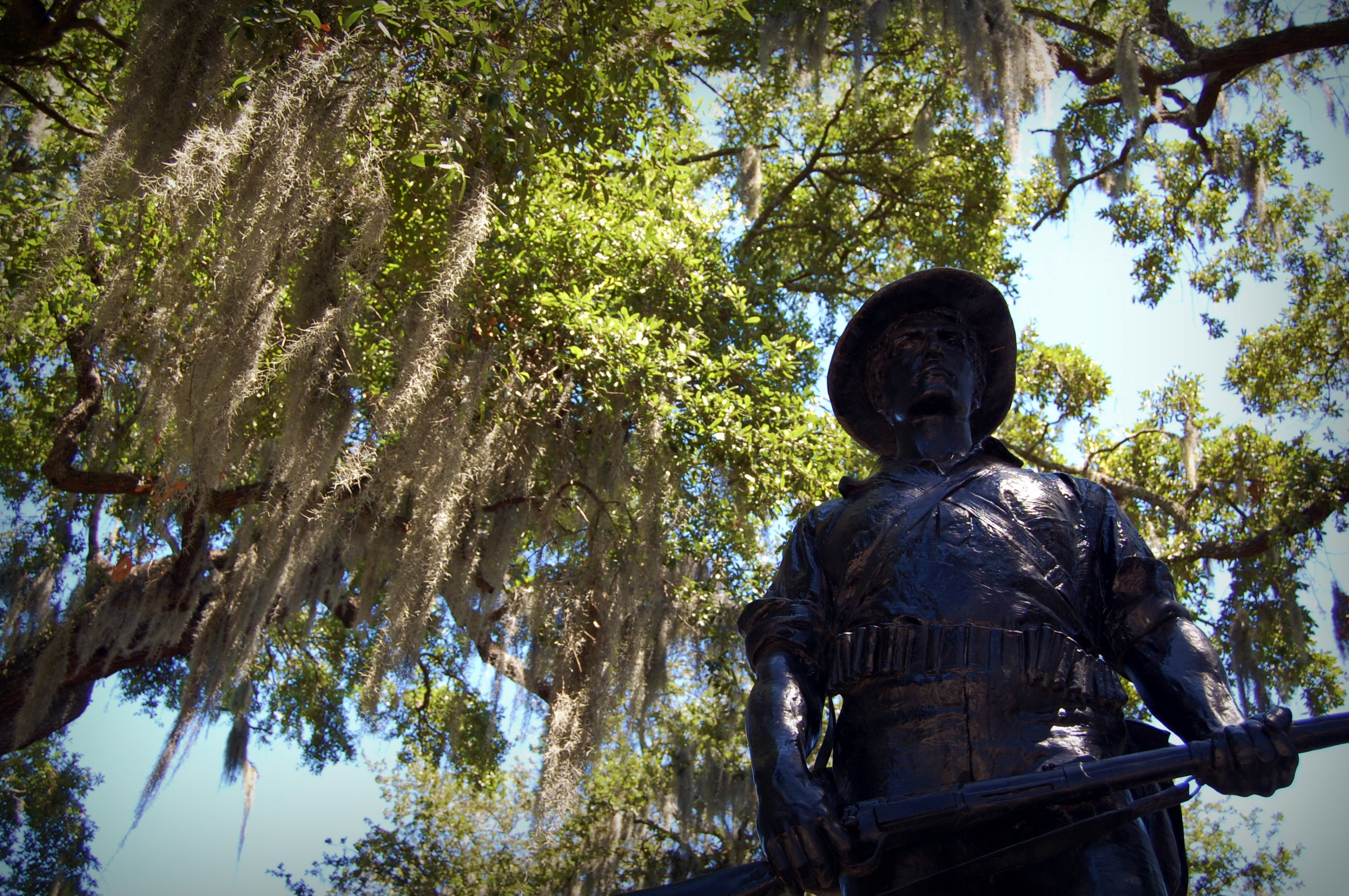 Statues in Savannah, GA