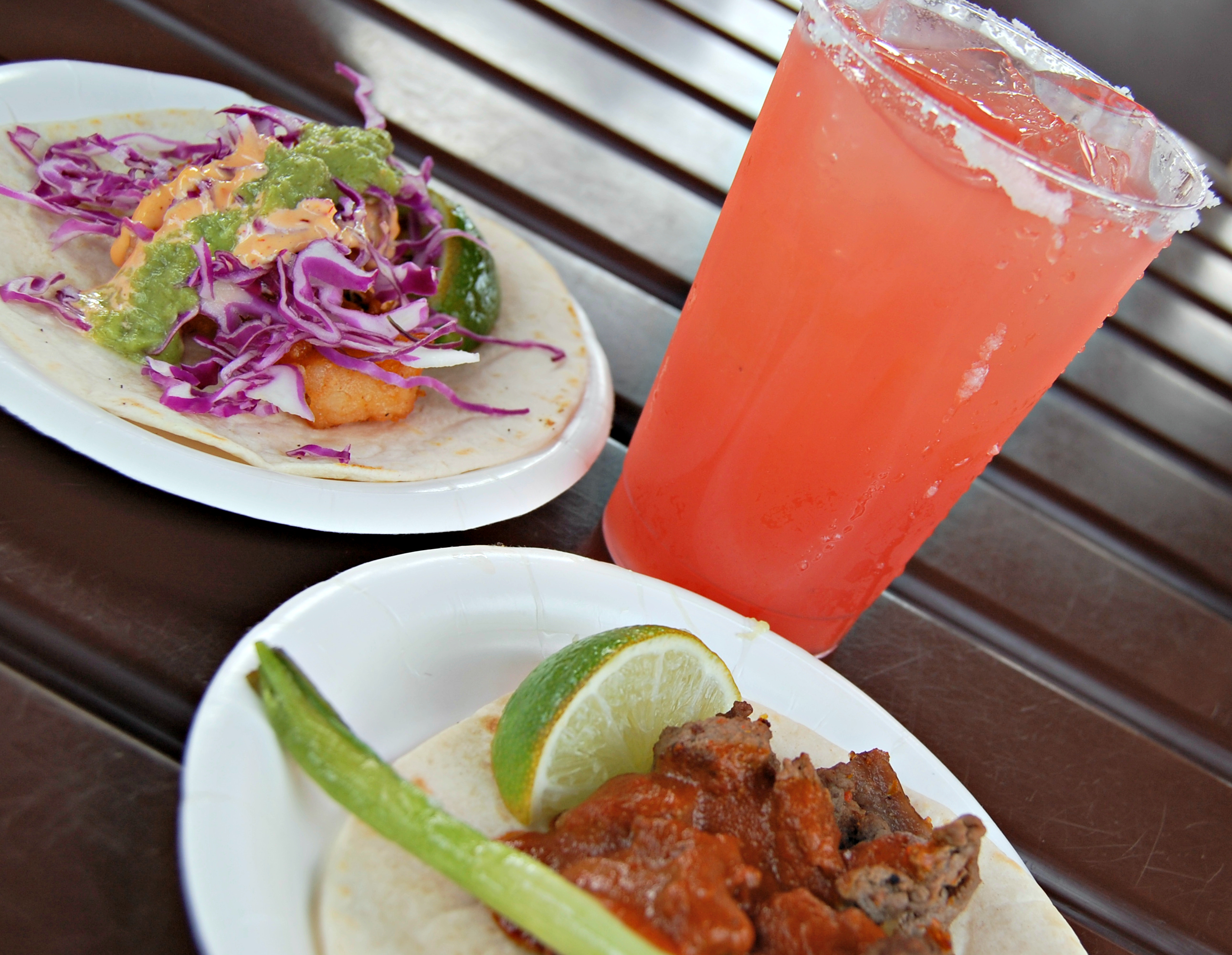 Tacos from Mexico, Epcot International Food & Wine Festival