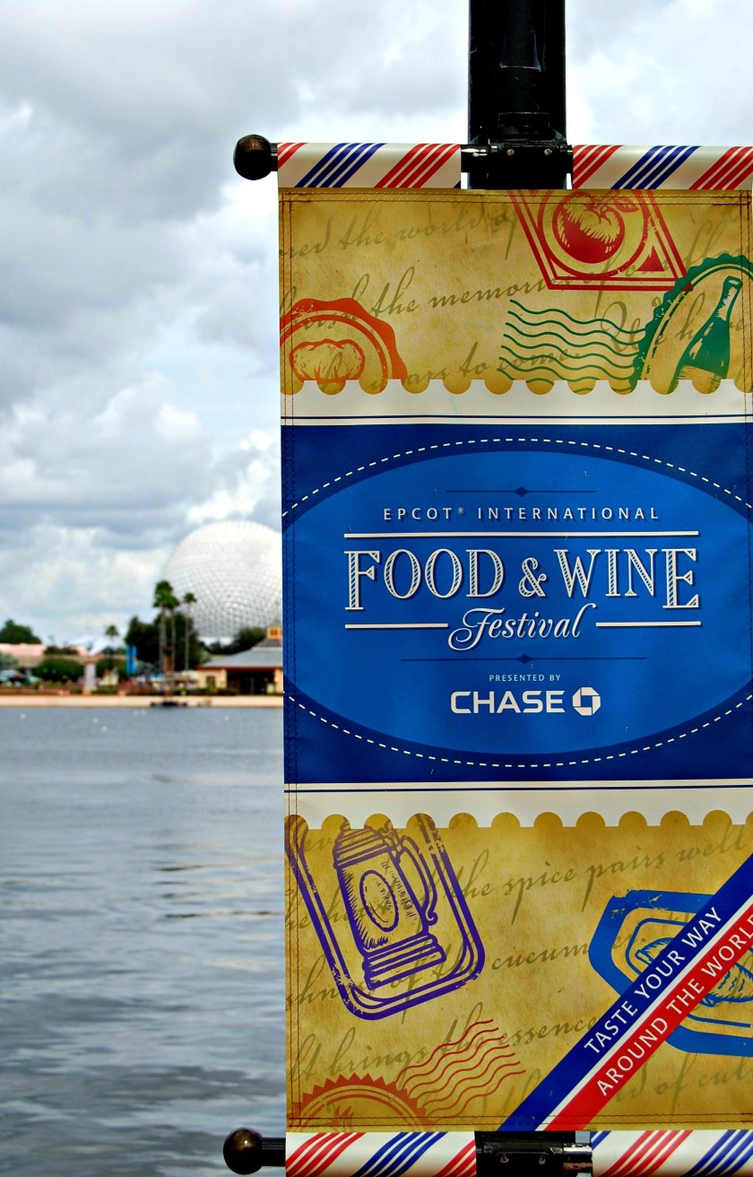 Disney Epcot Food & Wine Festival