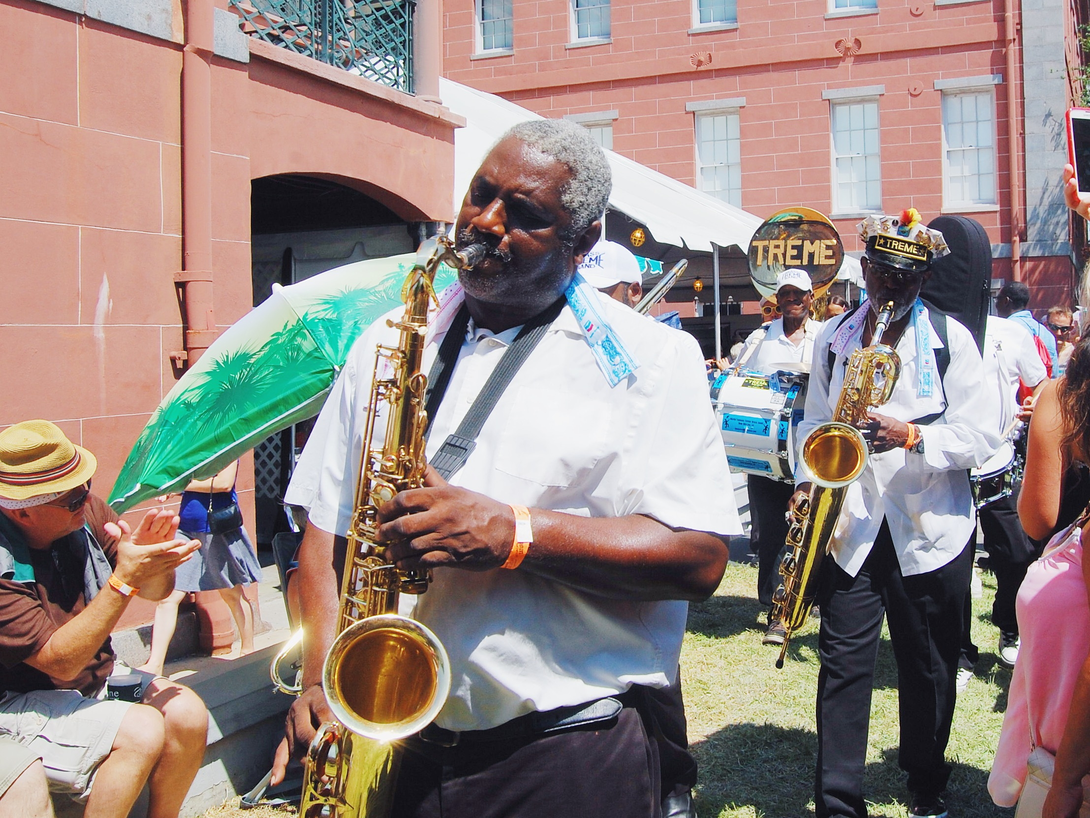 Treme Brass Band, New Orleans, LA