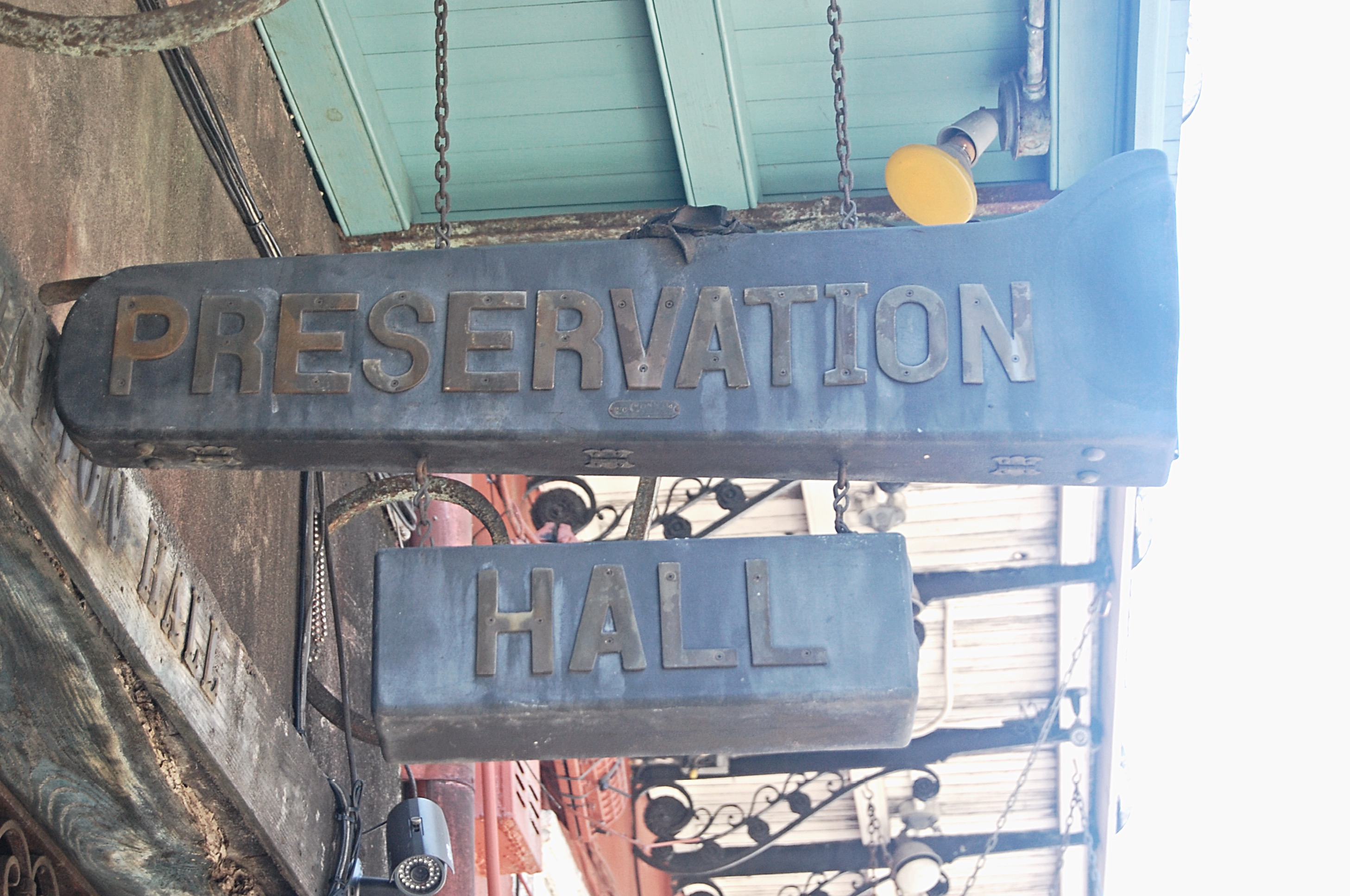 Preservation Hall, New Orleans, LA