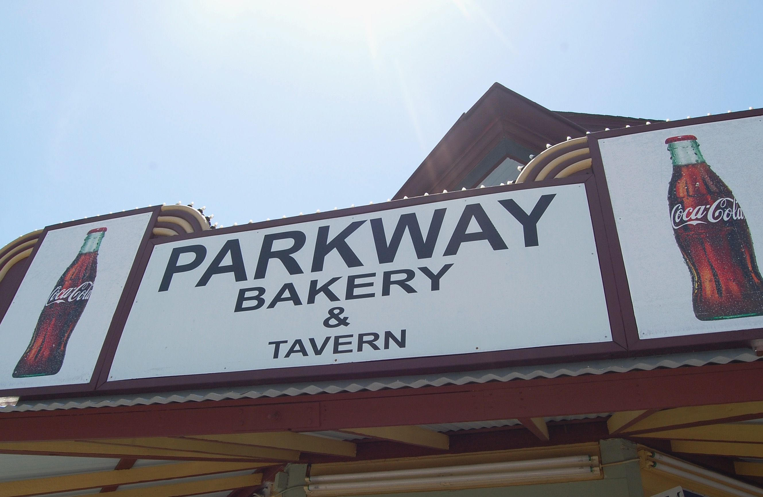 Parkway Bakery, New Orleans, La