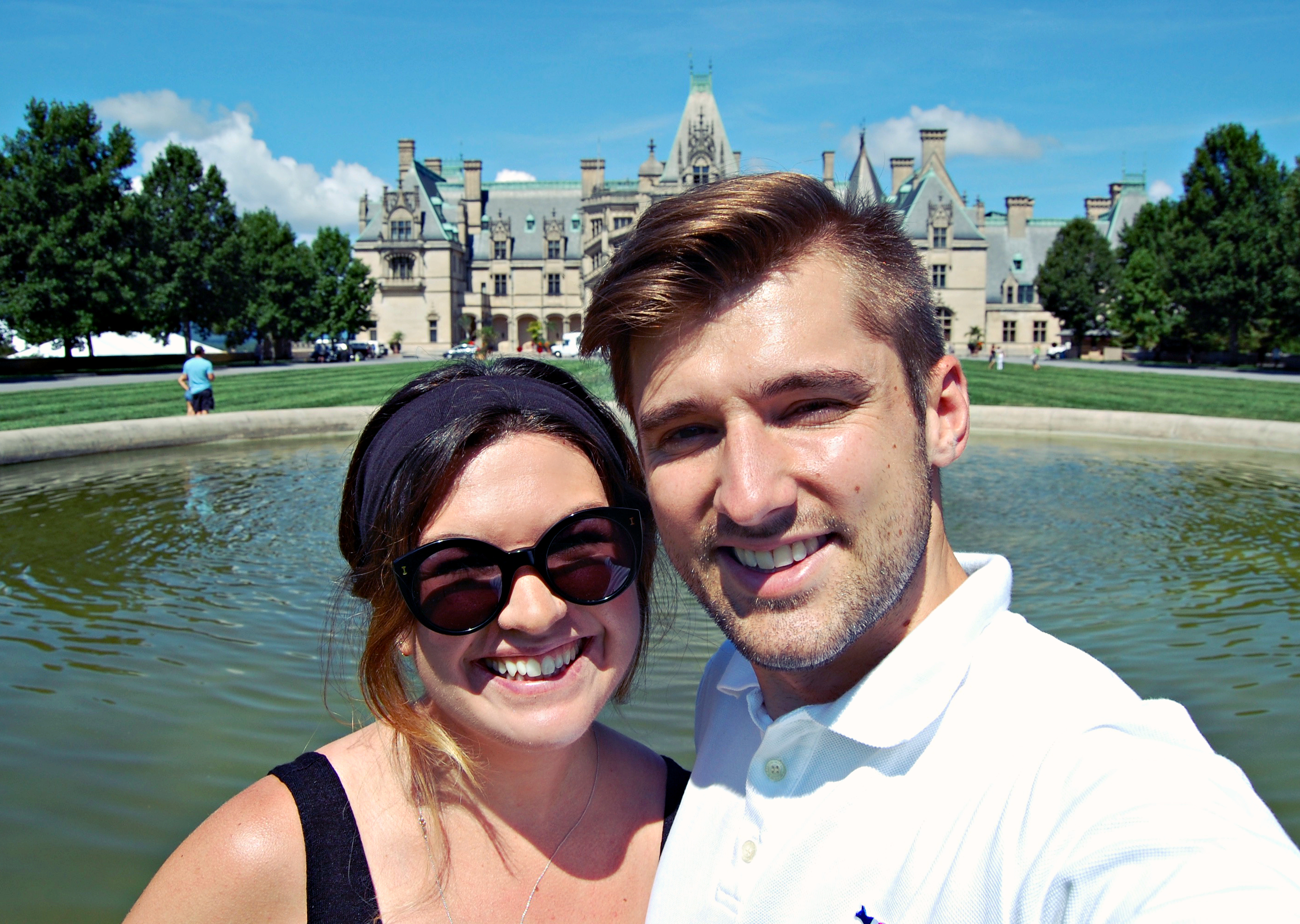 A visit to the Biltmore Estate | Rosé and Reservations