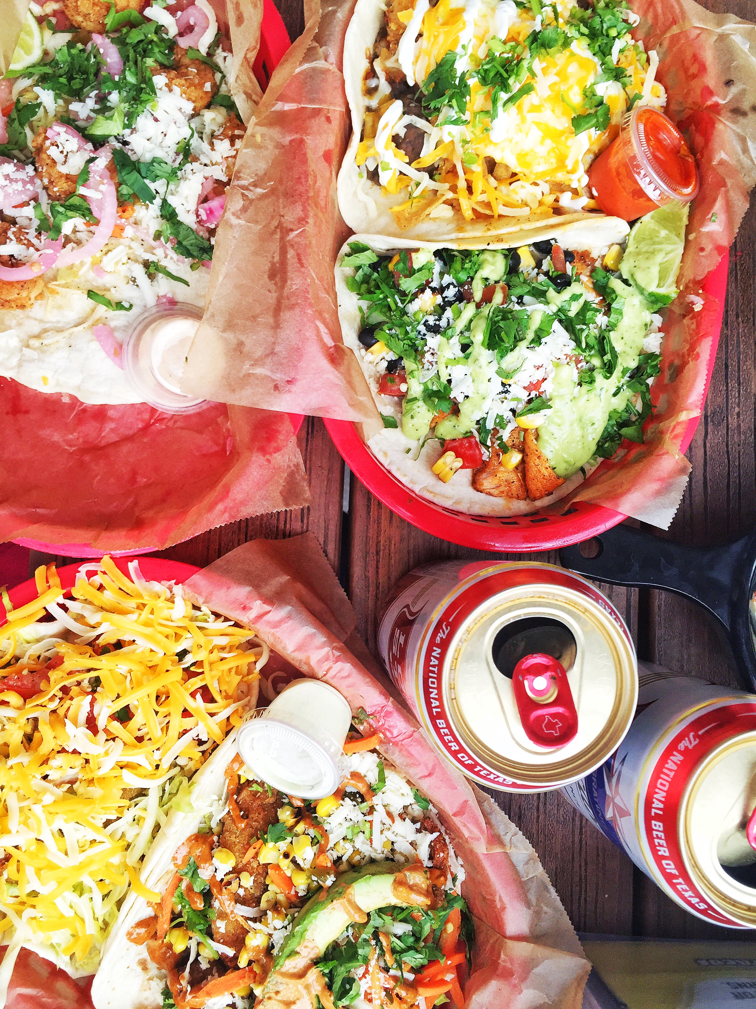 Torchy's Tacos in Austin, TX | Rosé and Reservations